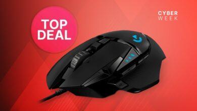 El mejor mouse para juegos de Logitech al mejor precio en Saturn y OTTO