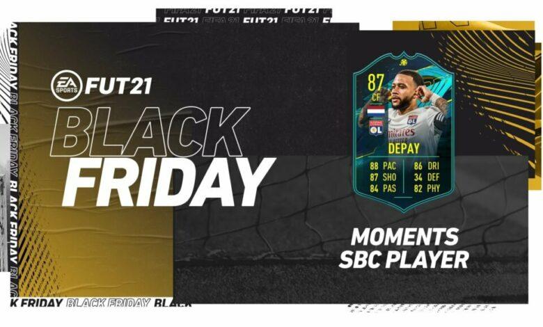 FIFA 21: SBC Memphis Depay Moments - Requisitos y soluciones