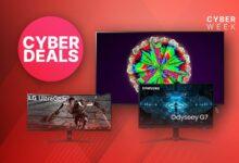 Amazon Cyber Monday: televisores LG 4K y los mejores monitores para juegos al mejor precio