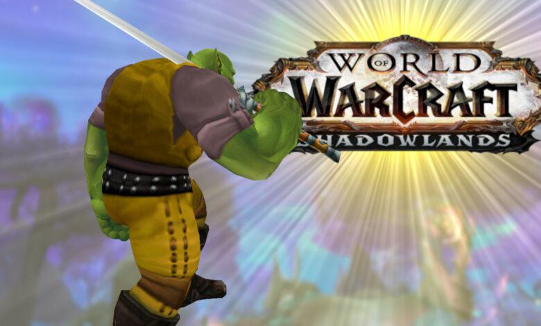 3 razones por las que deberías volver como veterano de WoW con Shadowlands