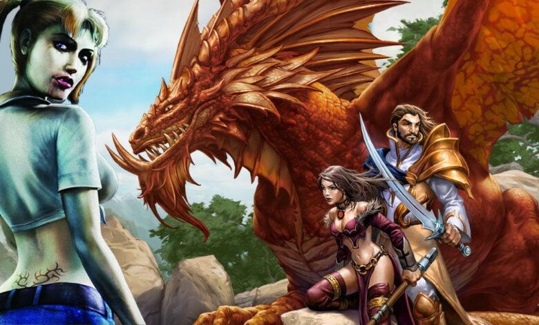 6 MMORPG que nunca salieron aunque parecían súper emocionantes