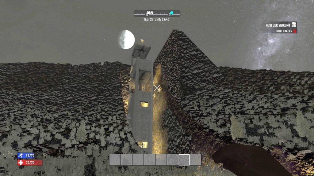 7daystodie zombie rascacielos de hormigón maik