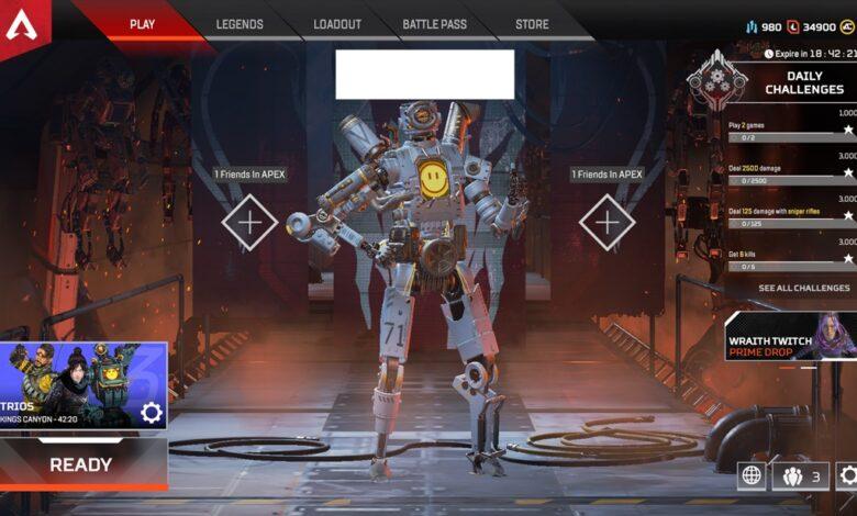 Apex Legends - FPS bajo en el menú principal para usuarios de Steam - Cómo solucionarlo