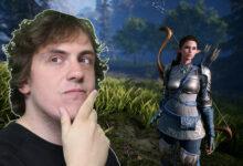 Así es como se juega el nuevo MMORPG Bless Unleashed en PC