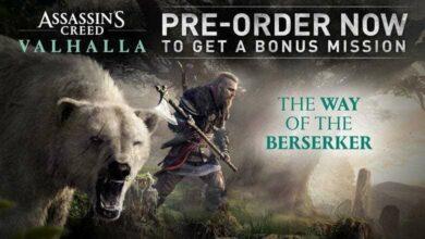 Photo of Assassin & # 39; s Creed Valhalla: Cómo usar el contenido descargable de reserva y los elementos del paquete Berserker Ultimate