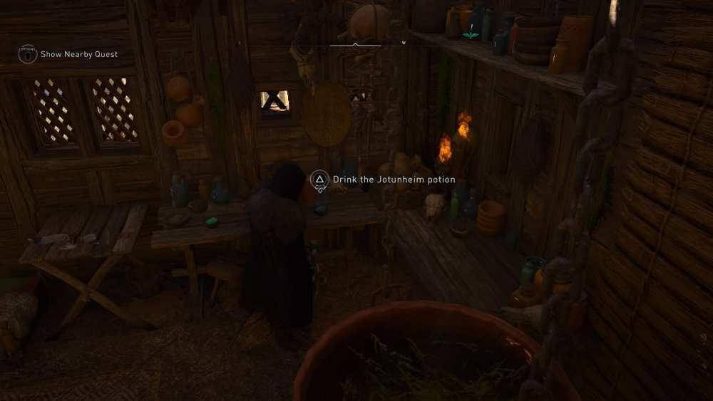 como llegar a Jotunheim
