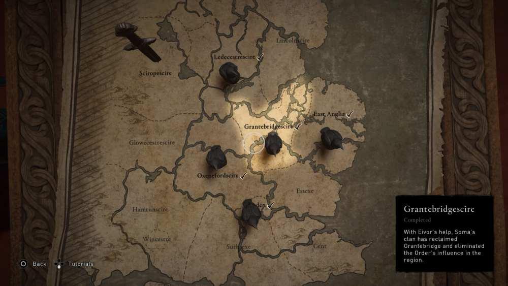 Tarjeta de alianza Assassin & # 39; s Creed Valhalla
