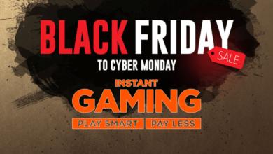 Black Friday Instant Gaming: una oportunidad de conseguir grandes títulos a precios imperdibles