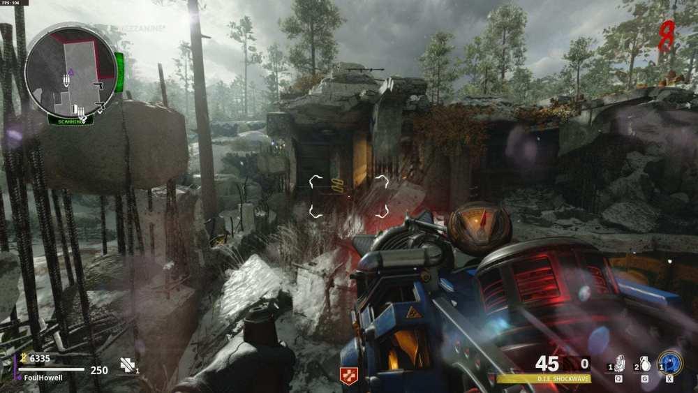 Lata vacía para chupar para D.I.E. mejora en Black Ops Cold War Zombies