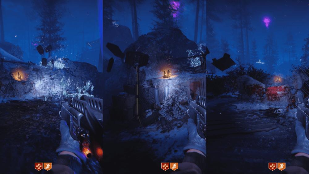 ranuras de cristal para D.I.E. mejora en Black Ops Cold War Zombies