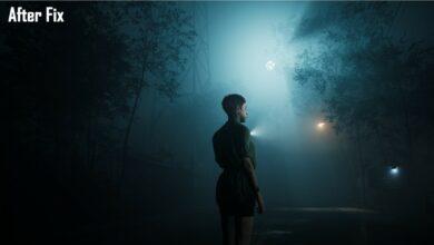 Cómo eliminar barras negras en The Dark Pictures Anthology Little Hope