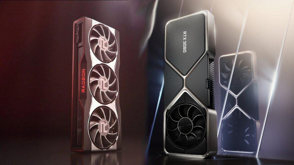 Imagen de portada Tarjetas gráficas AMD y Nvidia