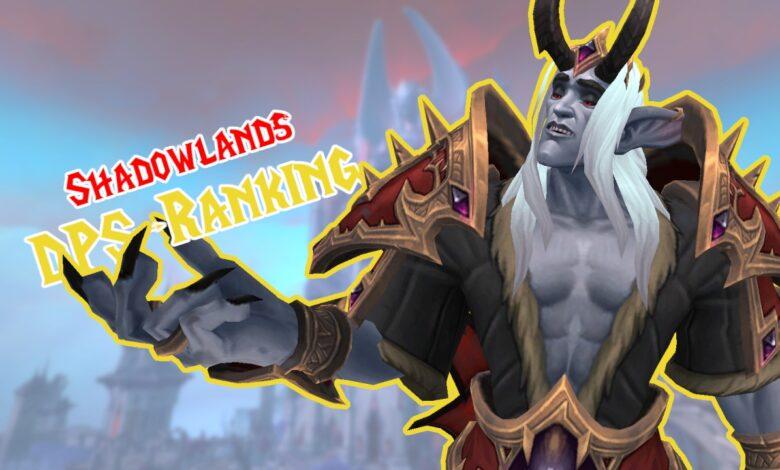 Clasificación de WoW DPS para Shadowlands: las mejores clases en el parche previo