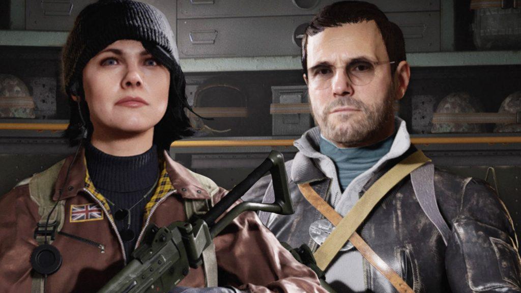 Título de Operadores de la Guerra Fría de Call of Duty