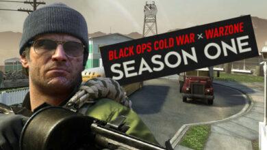 CoD Cold War presenta la temporada 1: trae el mapa de culto Nuketown en noviembre