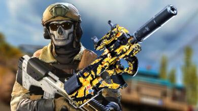 Photo of CoD Warzone: con esta configuración para el P90 puedes golpear todo en combate cuerpo a cuerpo