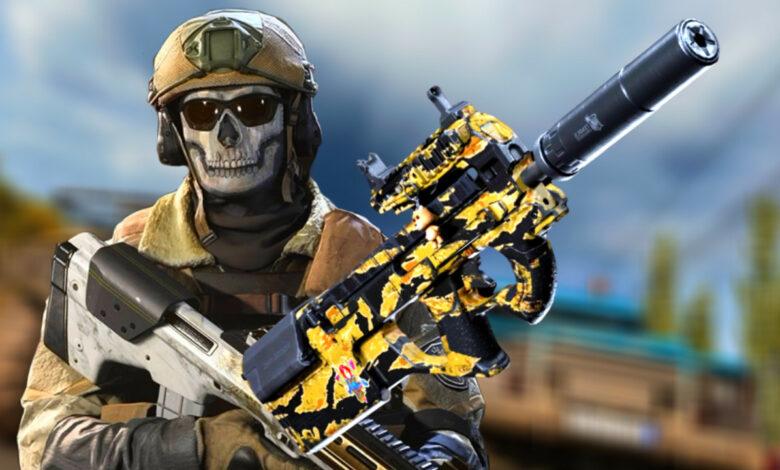 CoD Warzone: con esta configuración para el P90 puedes golpear todo en combate cuerpo a cuerpo