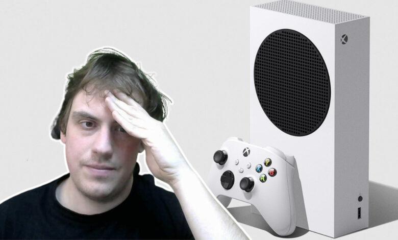 Con Xbox Series S, vuelvo a jugar en consolas después de 15 años, y lo siento