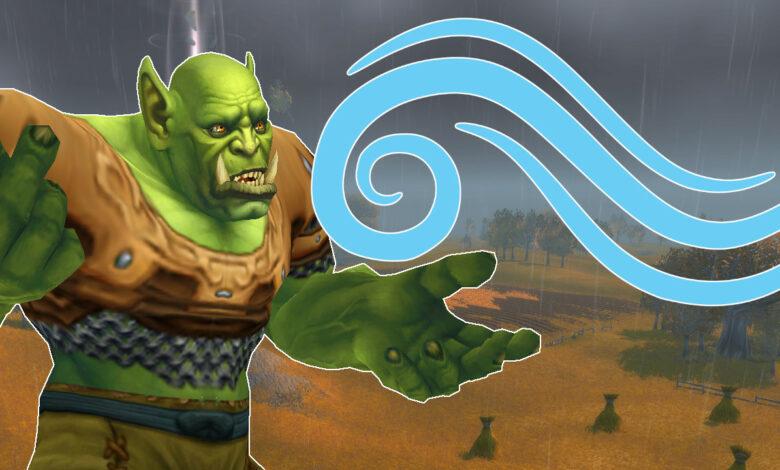 Cuidado: el viento en WoW tiene derechos de autor, según Twitch