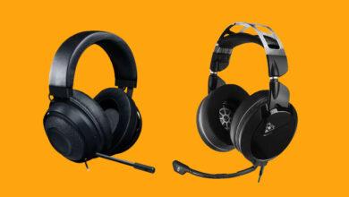 Día de los solteros: 4 auriculares para juegos todavía se ofrecen en MediaMarkt hoy