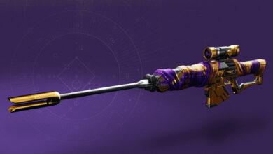 Destiny 2: Así que existe la única arma de misión de la temporada 12: el francotirador puede hacer eso