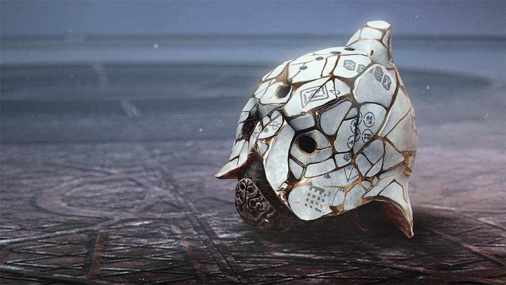 Casco Exotic Titan Precious Scars, Destiny 2