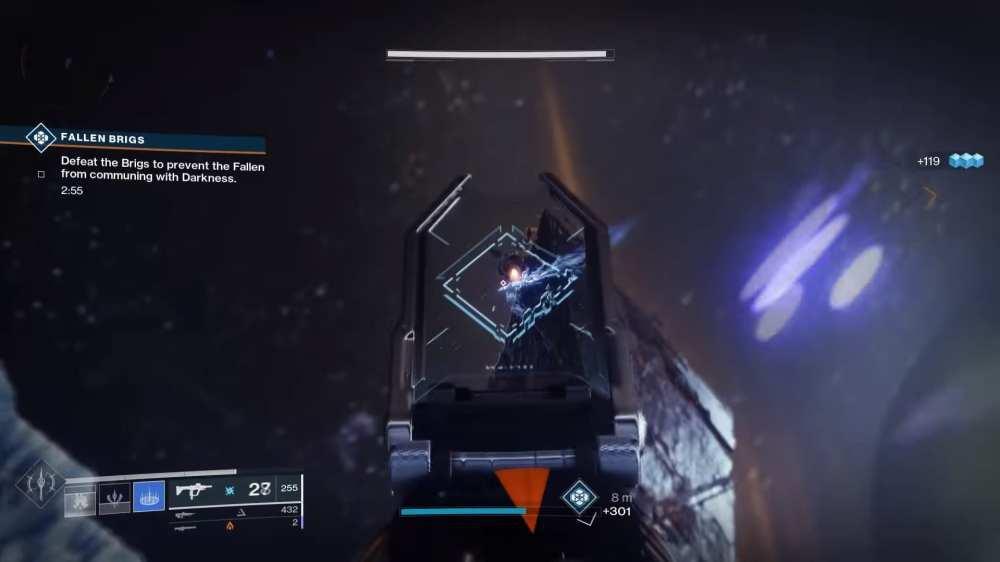 Evento público heroico de Destiny 2 Fallen Brig