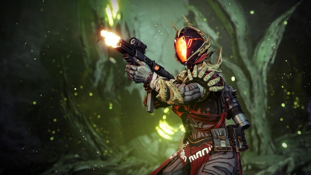 Destiny 2 Temporada 12 Título de caza