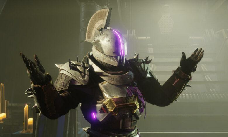 Destiny 2 lo confirma: dos guardianes icónicos son homosexuales, y eso nunca fue un secreto