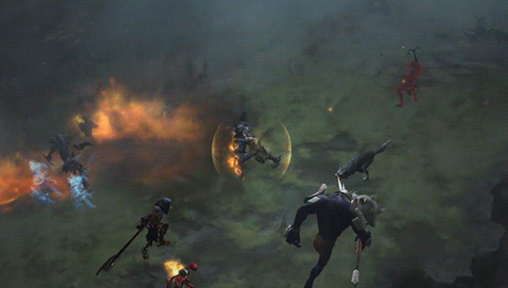 Clon de sombras de Diablo 3