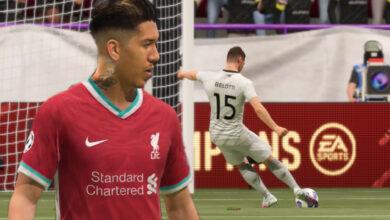 Disparo plano completo en FIFA 21, para que lo uses correctamente