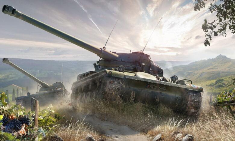 El MMO gratuito World of Tanks ahora está en PS5, Xbox Series X: de qué depende