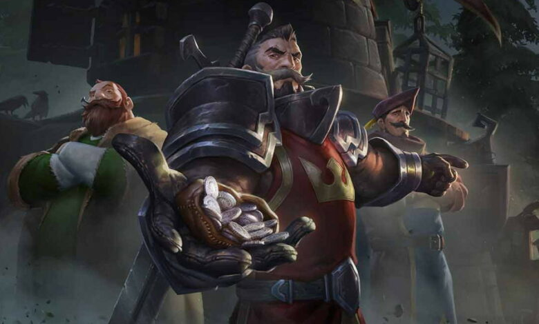 El MMORPG Albion Online prohíbe a más de 600 jugadores