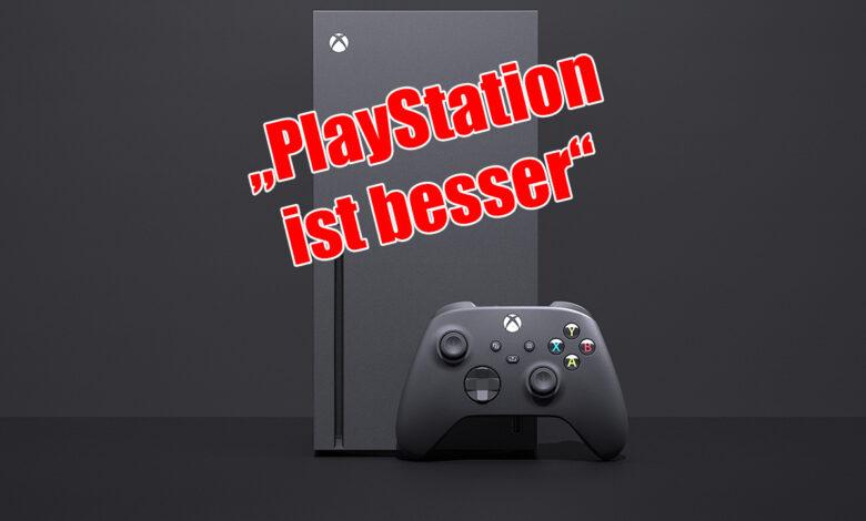 """El jugador finalmente obtiene su Xbox Series X, pero el paquete dice: """"PlayStation es mejor"""""""