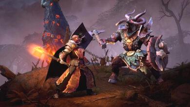El nuevo MMORPG de Warhammer comenzará la beta pronto: así es como puede participar