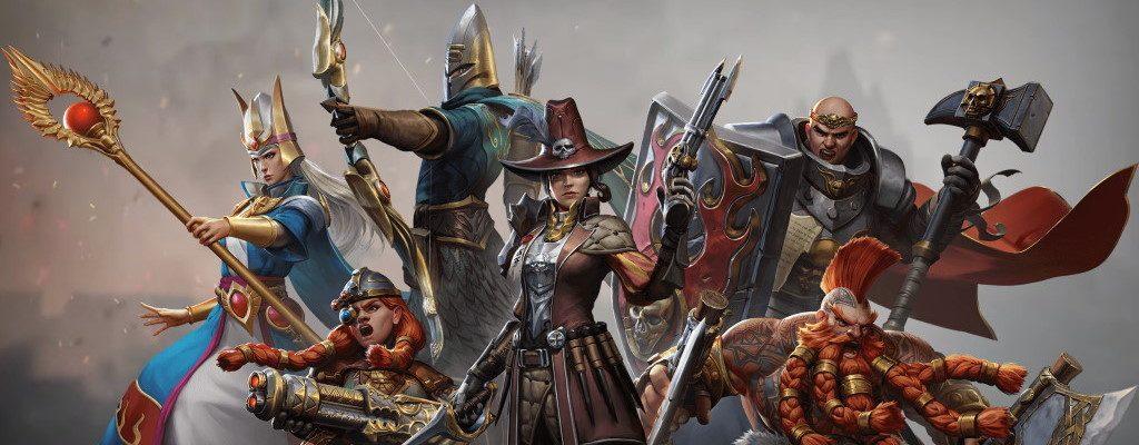 Ilustraciones de Warhammer Odyssey