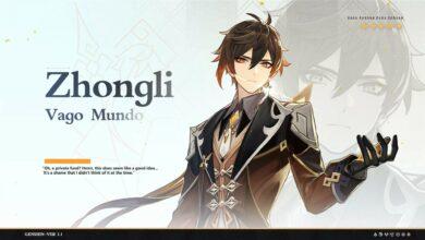 Photo of El nuevo impacto de Genshin se trata del nuevo y misterioso personaje Zhongli