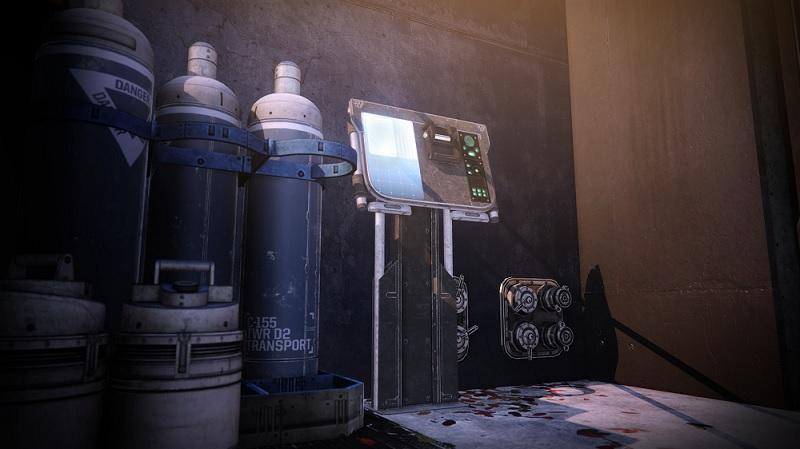 Kiosco Archive Quest Destiny 2 Beyond Light