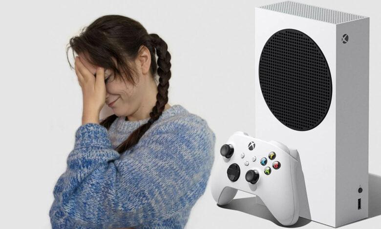 En realidad, debería avergonzarme de mi primer juego en la Xbox de próxima generación.