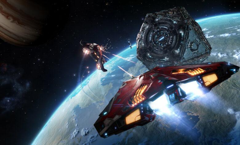 Epic Games está regalando un gran SF MMO: deberías agarrar Elite Dangerous