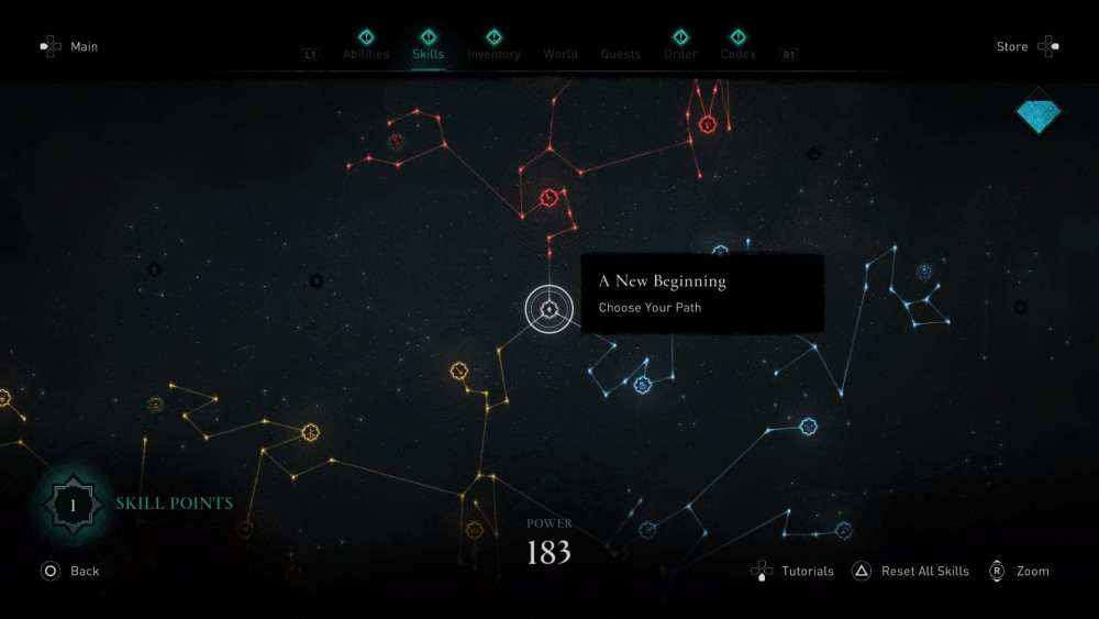 Explicación del árbol de habilidades de Assassin & # 39; s Creed Valhalla