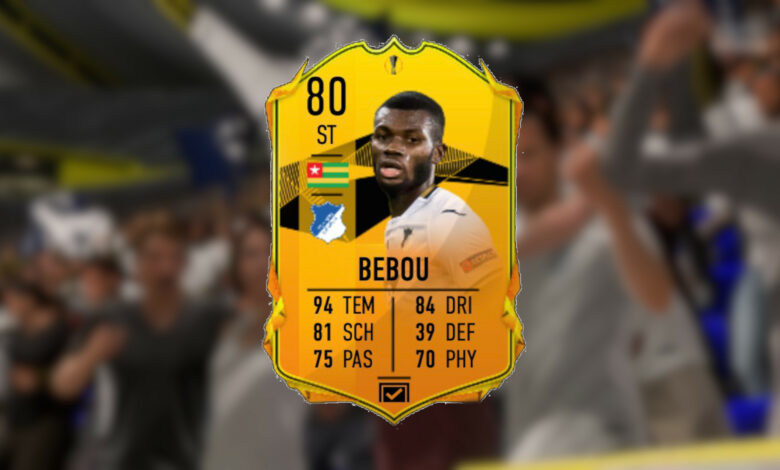 FIFA 21: Bebou parece increíblemente caro, por eso definitivamente deberías atacar
