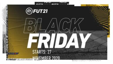 FIFA 21: Confirmado un nuevo evento para el Black Friday