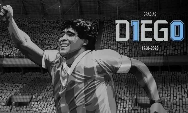 FIFA 21: EA Sports celebra a Diego Armando Maradona