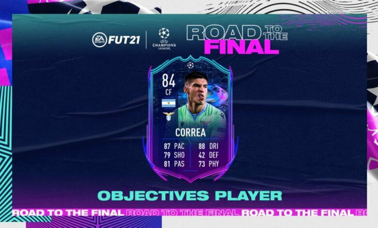 FIFA 21: Goles Joaquín Correa camino a la final - Requisitos