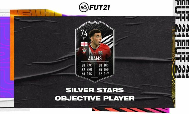 FIFA 21: Goles que Adams Silver Stars - Requisitos