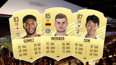 FIFA 21: Necesitas estos 7 metajugadores para la Weekend League