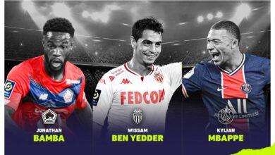 FIFA 21: Nominaciones POTM de octubre de la Ligue 1