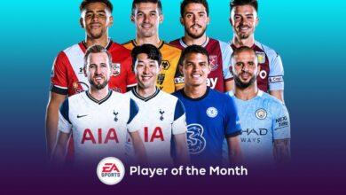 FIFA 21: Nominaciones POTM de octubre de la Premier League