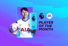 FIFA 21: POTM Octubre de la Premier League - Son Heung-min